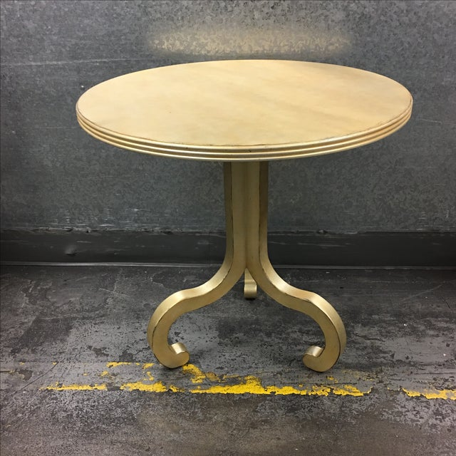 Round Library Table - Image 2 of 7