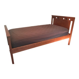 Dutailier Twin Bed