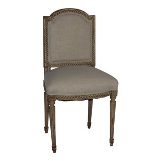 Louis XVI Style Accent Chair