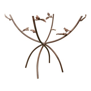 Diego Giacometti Style Table Base X