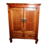 Image of Antique Chinese Cabinet