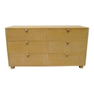 Kent Coffey the Erect-On Cerused Oak Dresser