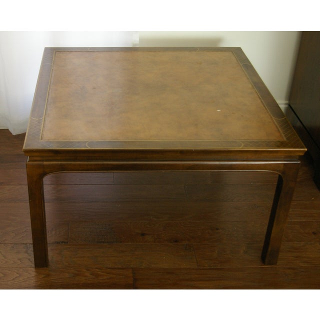 Baker Furniture Chinoiserie Coffee Table Chairish
