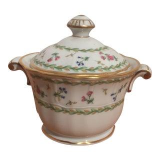 Bernardaud Limoges Artois Sugar Bowl
