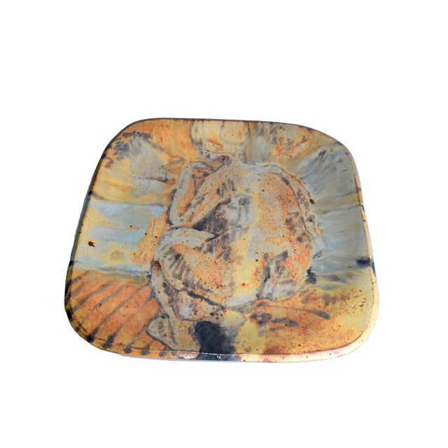 Grès Porcelain Stoneware Plate - Image 3 of 7