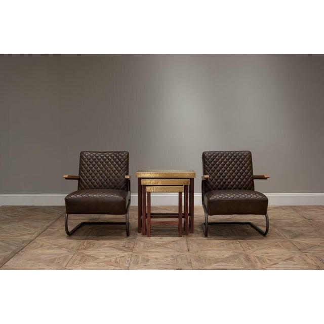 Sarreid LTD Beverly Hills Armchair - Image 6 of 6