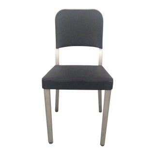 Emeco Mid-Century Brushed Aluminum Side Chair