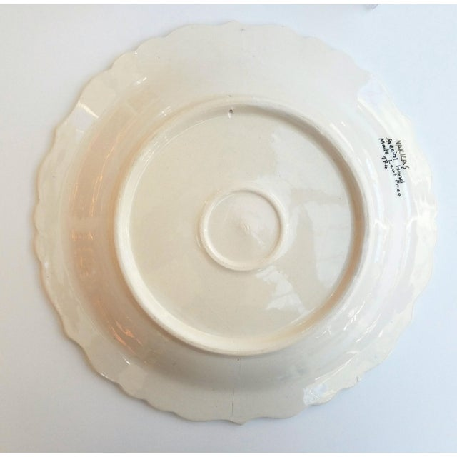 Fine Brush İznik Plate - Image 6 of 6
