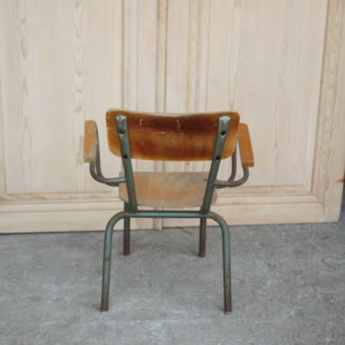Vintage Thonet Childs Schoolhouse Chair - Image 4 of 5