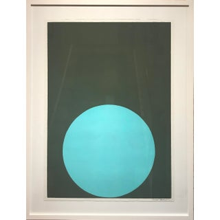 Aqua Dot on Spruce Green by Stephanie Henderson