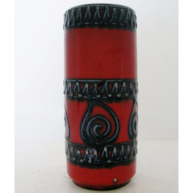 Image of West German Ceramic Vase