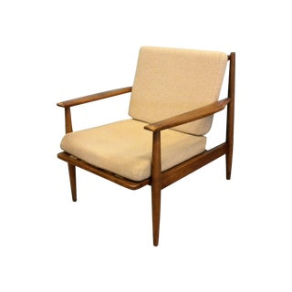 Mid-Century Modern Danish Style Lounge Chair