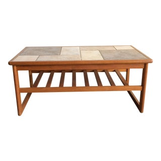 Mobelfrabrikken Danish Modern Teak Coffee Table