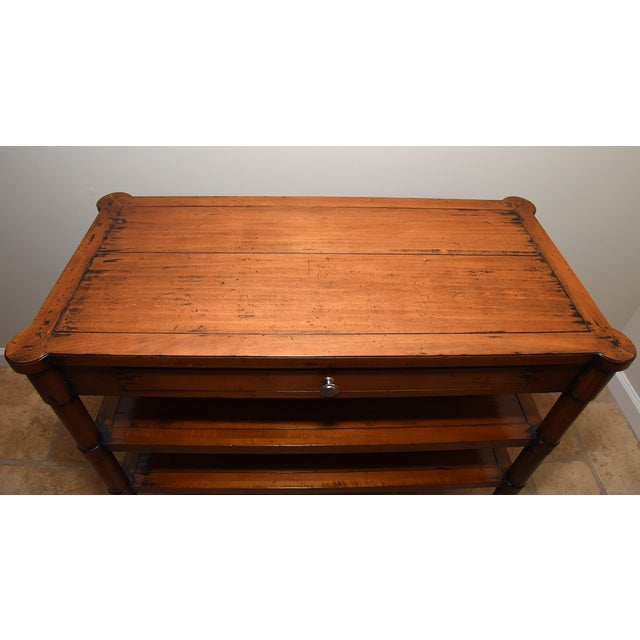 Acquisitions by Henredon Side Table - Image 8 of 9