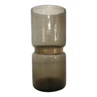 Decorative Glass Vase - 3