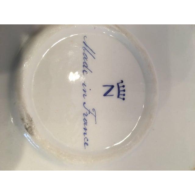 French Wine Grape Capodimonte Box - Image 7 of 11