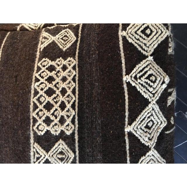 Image of Moroccan Boho Chic Floor Pouf