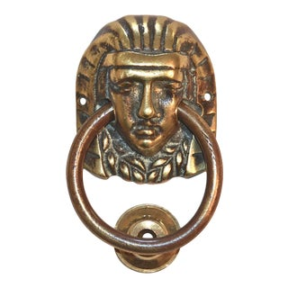 Egyptian Pharaoh Door Knocker
