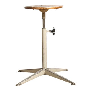 Vintage Friso Kramer Drafting Stool