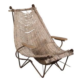 Original Vintage John Risley Lounge Chair