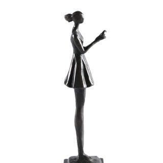 Tom Corbin Figural Bronze Statuette