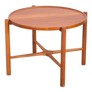 Hans J. Wegner AT-35 Folding Cocktail Table for Andreas Tuck
