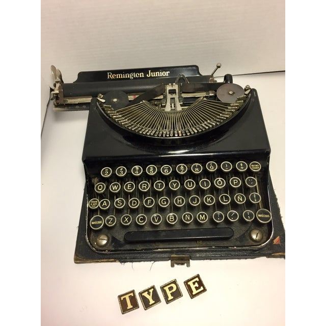 Antique Remington Spanish Typewriter - Image 6 of 10