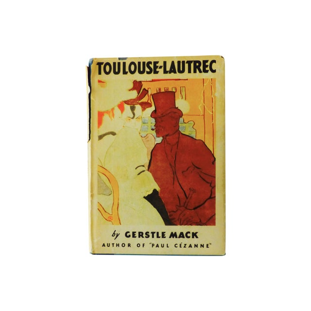Image of Toulouse-Lautrec Book, 1953