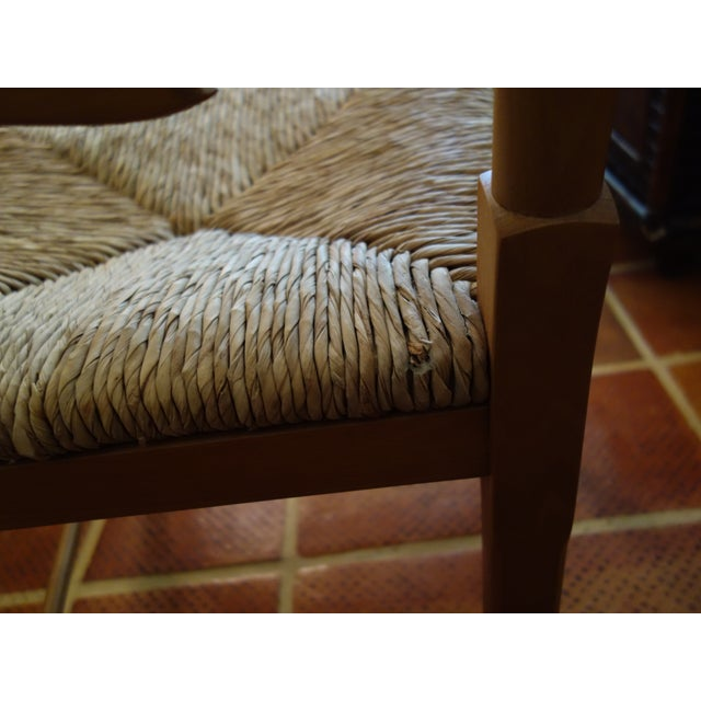 Image of Ladderback Pine Chairs - Set of 4