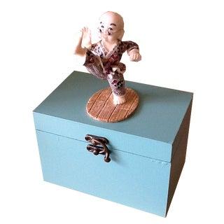 Martial Artist Decor Box