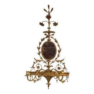 Carvers' Guild Gold Leaf Mirror