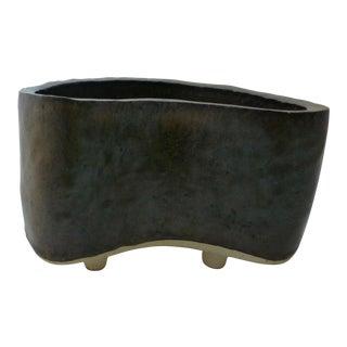 Japanese Studio Pottery Ikebana Vase