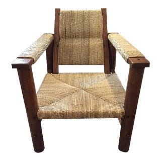 Ralph Lauren Home New Safari Arm Chair