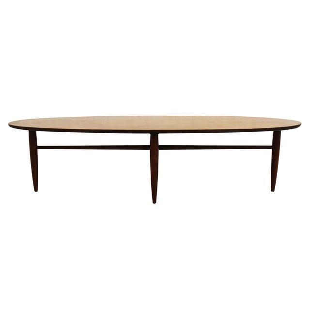 Midcentury Modern Surfboard Coffee Table - Image 3 of 7
