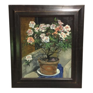 Floral Still-Life Oil Painting