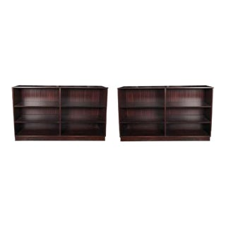 Pair of Edward Wormley for Dunbar Bookcases