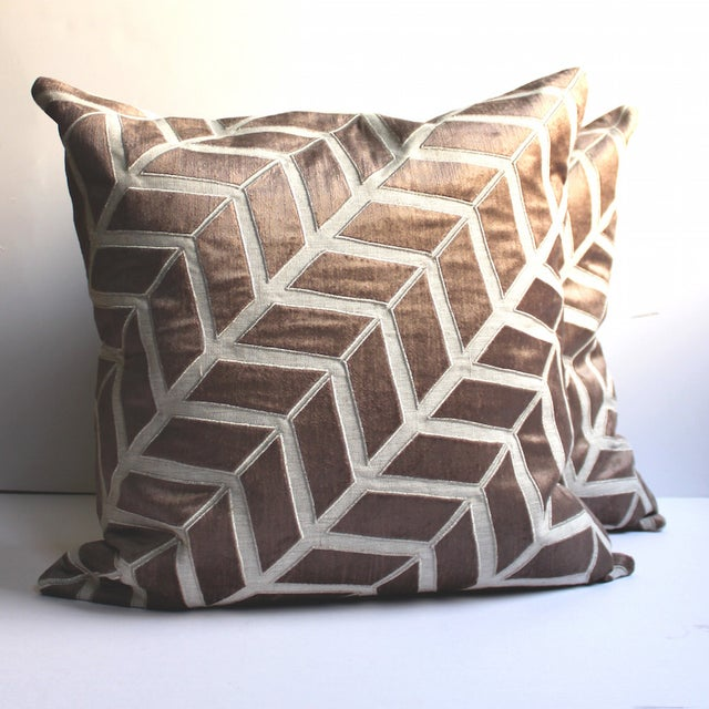 Zia Oatmeal Pillow - Image 2 of 3