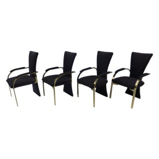 Milo Baughman Dining Chairs - Set of 4