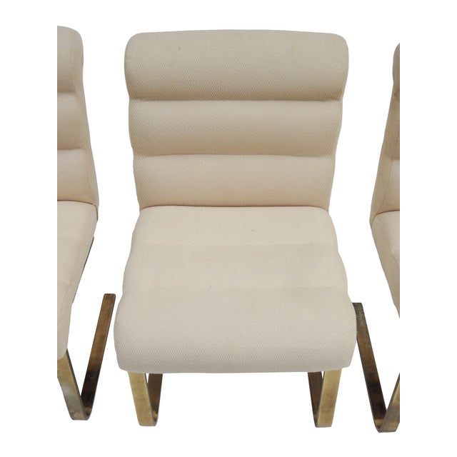 Pace Mariani Lugano Dining Chairs - Set of 4 - Image 6 of 10