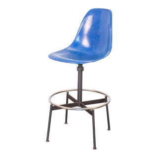 Charles and Ray Eames Drafting Stool for Herman Miller