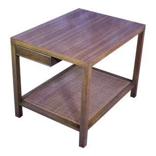 Harvey Probber Mid-Century Modern End Table