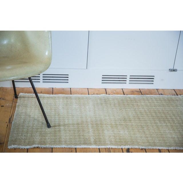 "Image of Vintage Oushak Runner Rug - 2'2"" x 4'7"""