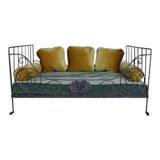 Folding Iron Bed