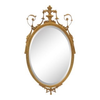 Carvers' Guild Italian Style Gold Gilt Mirror