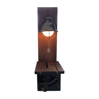 Craftsman Table Saw Table Lamp