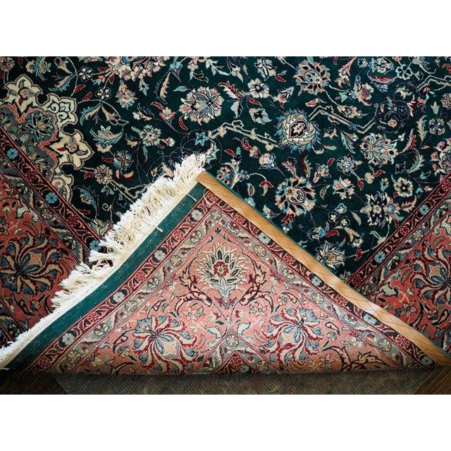 Persian Kashan Rug- 8′ × 10′ - Image 4 of 8