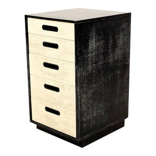 Mid Century Small Chest of Drawers by Edward Wormley for Dunbar
