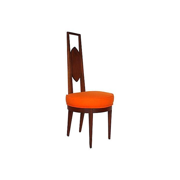 Mid-Century Modern Dining Chairs - Set of 4 - Image 3 of 5