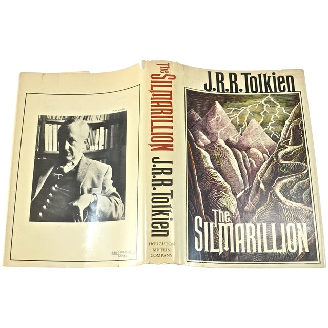 The Silmarillion by J.R.R. Tolkien, 1st Ed. - Image 1 of 6