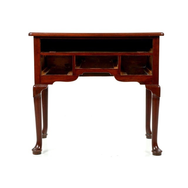 Fine English Georgian Mahogany Lowboy Dressing Table, Circa Late 18th/Early 19th Century - Image 9 of 10